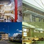 Anglia Ruskin University Queens Building - Twinn