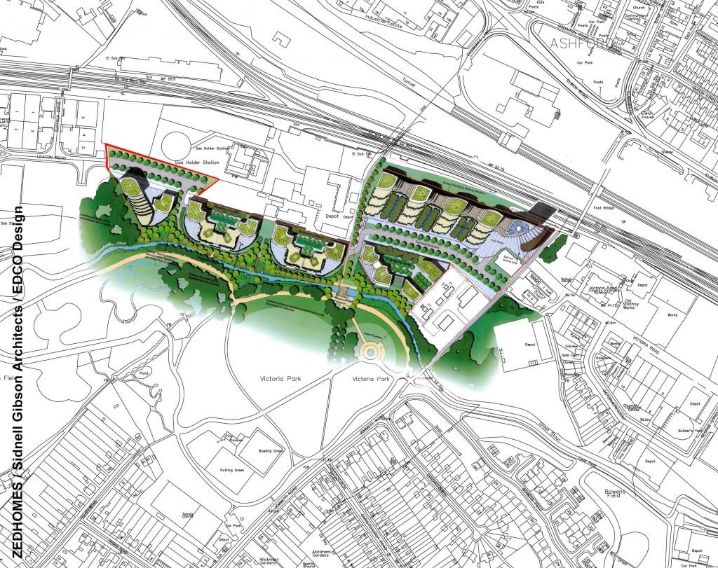 Ashford zed masterplan twinnsustainabilityinnovation for Carbon neutral home designs