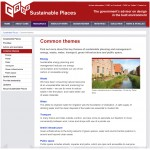 CABE Sustainable Places - Twinn