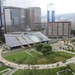 CIC HK Zero Carbon Building ©Arup