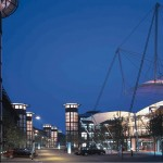 Inland Revenue Centre Nottingham ©Hopkins