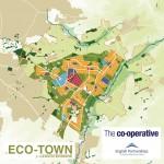 Pennbury Ecotown Masterplan 2©Arup