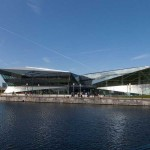 The Crystal Urban Sustainability Centre ©Edmund Sumner