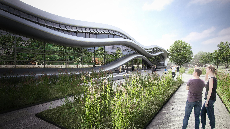 Vanke Beijing Green Buildings Park Twinn Sustainability